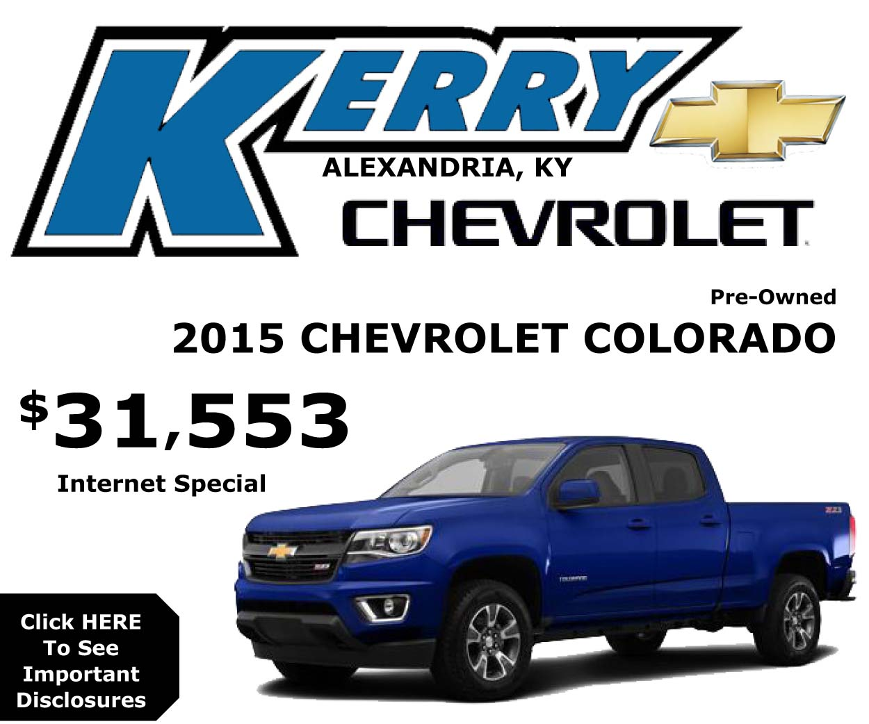 Kerry Chevrolet Colorado