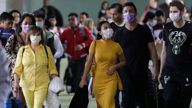Face masks required in Kentucky at 5 p.m. Friday