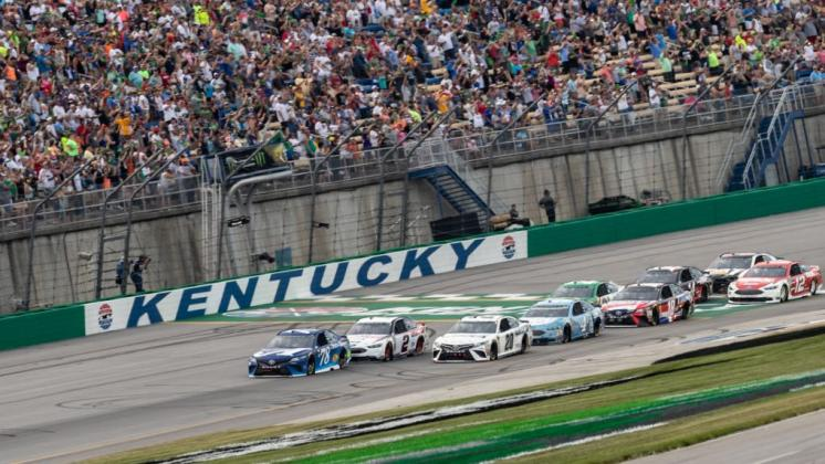 Kentucky Speedway by NBC Sports