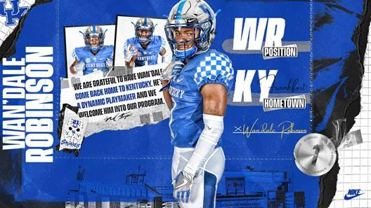 Graphic by UK Athletics
